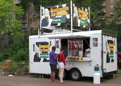 Naturally Delicious, Inc. - Premium Homemade Ice Cream - Minnesota