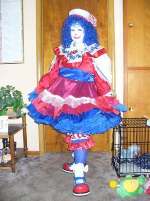 Nettie Belle the Clown
