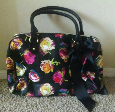 Leather Betsey Johnson Purse