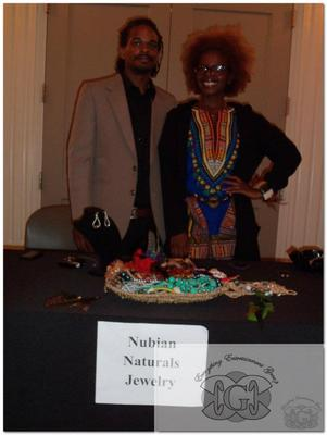Nubian Naturals Jewelry