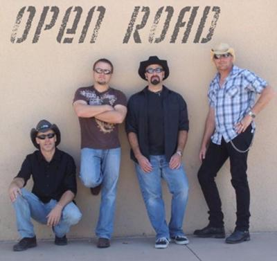 Open Road - Contemporary Country Band