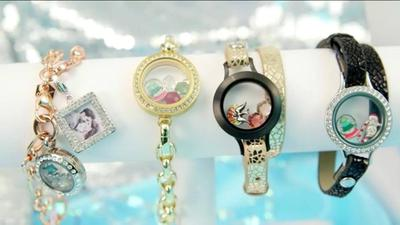 Beautiful Custom Lockets