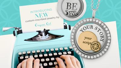 Origami owl custom jewelry personalized living lockets for Custom jewelry albuquerque new mexico