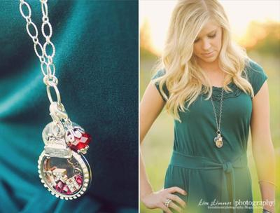 Perfect, personalized lockets!