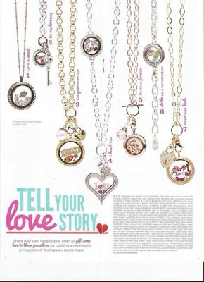 Origami Owl Living Lockets