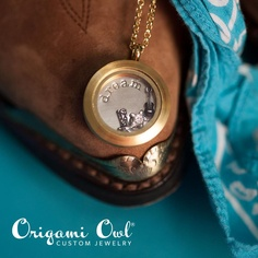 Origami Owl-Necklaces