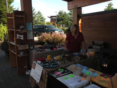 Saturday Market at Tulalip.