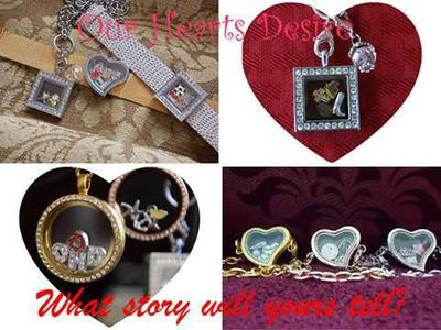Our Hearts Desire Locket Jewelry
