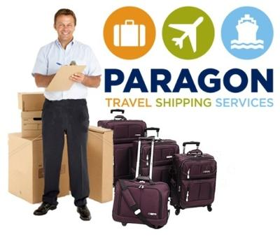 Shipping Services for Paragon provided Exclusively by FedEx