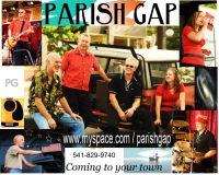 Journey Through Song with Parish Gap