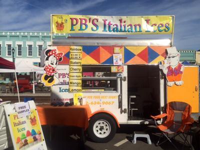PB'S Italian Ices