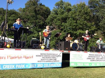 Pearl Handle Band