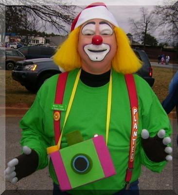 Planter the Clown