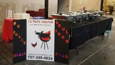 P.O. Folk's SoulFood