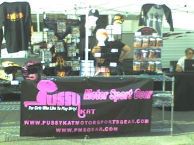 PussyKat Motor Sport Gear