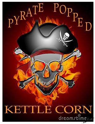 Pyrate Popped Kettle Corn