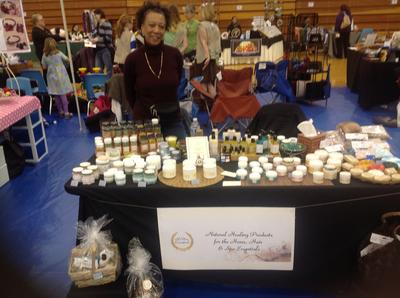 Natural Healing products for hair, bath, body and home!