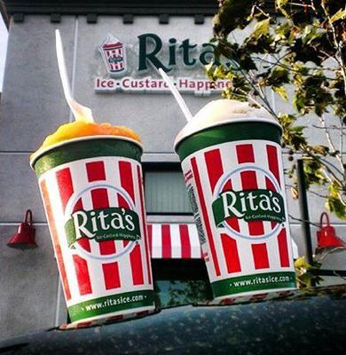 Rita S Italian Ice Dog Treat