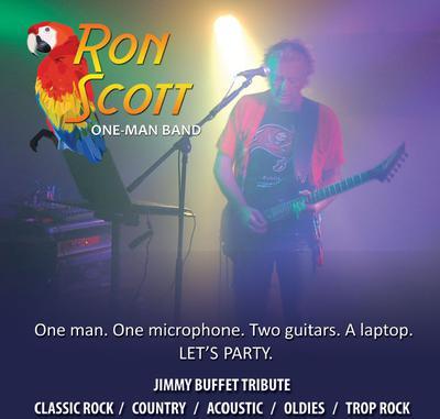 Ron Scott - One-Man Band