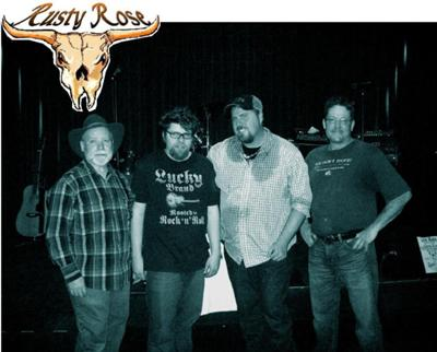 Rusty Rose - Red Dirt Band, Springfield, MO