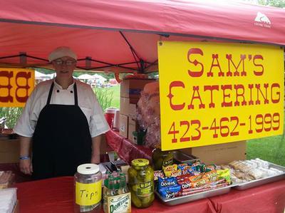 Sam's Catering 423-462-1999