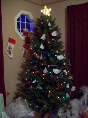 Santa Tree 502