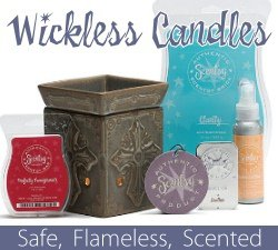 Scentsy Flameless Wickless Candles Memphis Tennessee