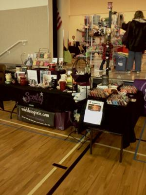 First bazaar Nov 2011