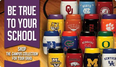 College warmers!