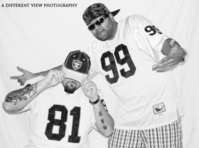 X and Nicho--- Simply Pimpin