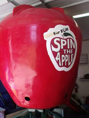 Single Spin Apple Ride