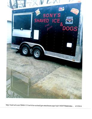Sony's Shaved Ice and Dogs and More