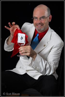 Steve-o the Magician