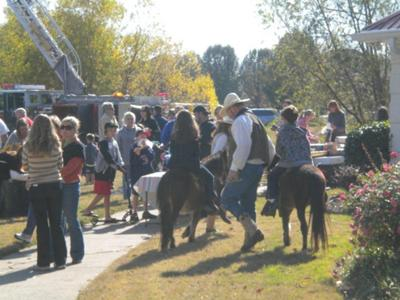 Sugar Creek Carriages and Pony Rides