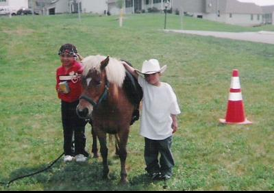 My Pony.