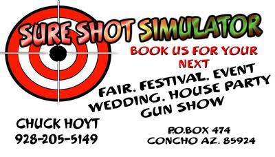 Sure Shot Simulator