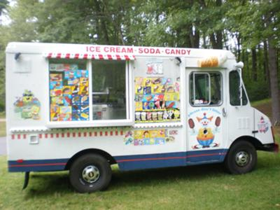 Sweet Pete's Ice Cream Truck