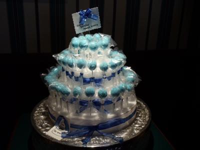 Cake Pop Towers