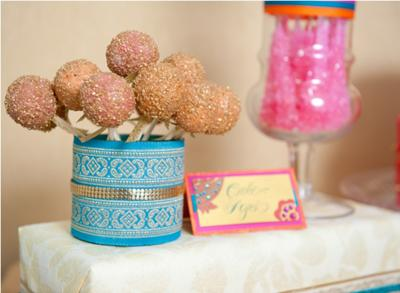 Wedding Favor Cake Pops