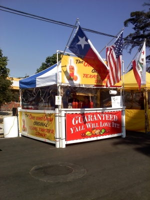 Texas Twister Booth