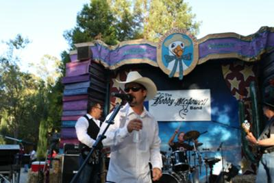 The Bobby McDowell Band