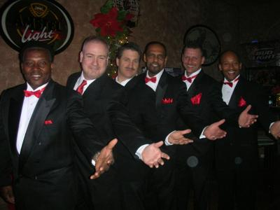 The Boyz R Back - Oldies Band