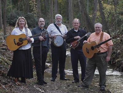 The Cane Creek Bluegrass Band