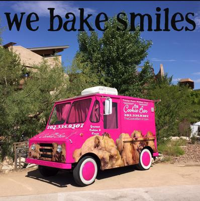 Cookie Bar Truck