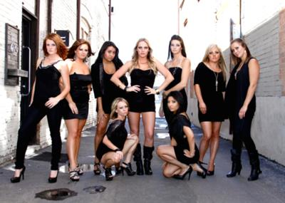 the girls of ENTICE