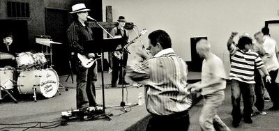 The Hallelujah Blues Band