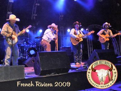 Cagne-sur- Mer, France  2009