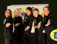 The Late Show Party Band