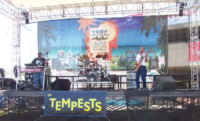 The Legendary Tempests