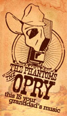 The Phantoms of the Opry Logo